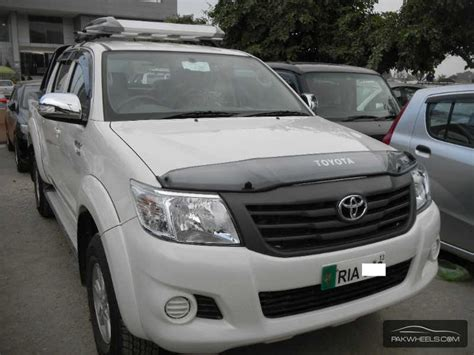 Toyota Hilux 2013 Toyota Hilux Vigo Ch V 2013 For Sale In Islamabad
