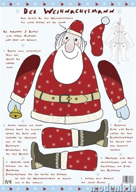 printable jointed paper doll 17 best images about articulated christmas on pinterest