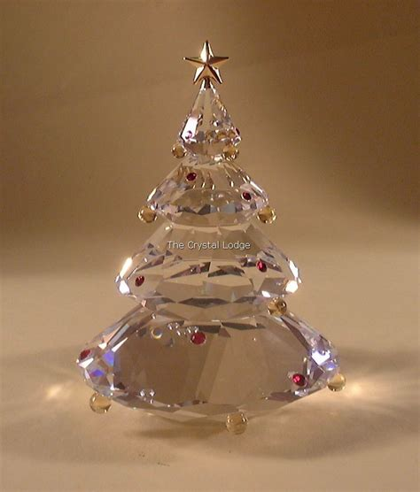 swarovski swarovski christmas tree 266945 swarovski crystal