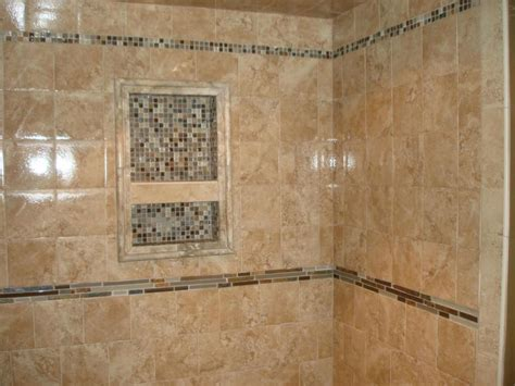 Best Tile For Bathroom Shower Bathroom Shower Tile Homeoofficee