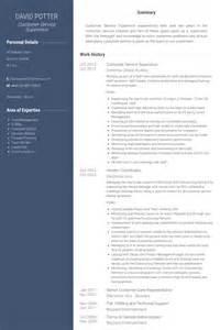 Customer Service Supervisor Sle Resume by Customer Service Resume Sles Visualcv Resume Sles Database