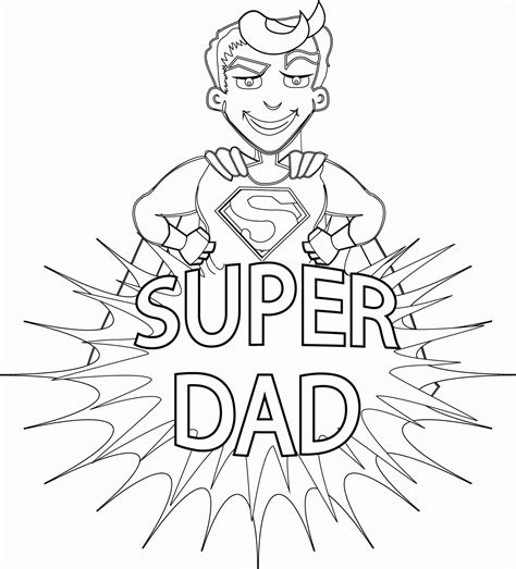 superhero dad coloring page big nate coloring pages az coloring pages