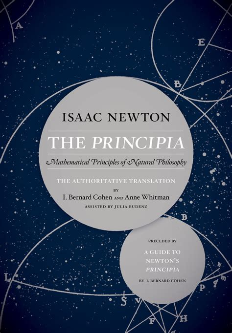biography of isaac newton book pdf the principia the authoritative translation and guide