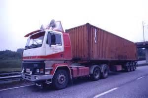 file sisu truck helsinki 1987 jpg
