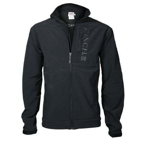 cinch s embroidered track jacket boot barn
