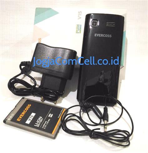 evercoss c6k handphone murah dengan dual speaker