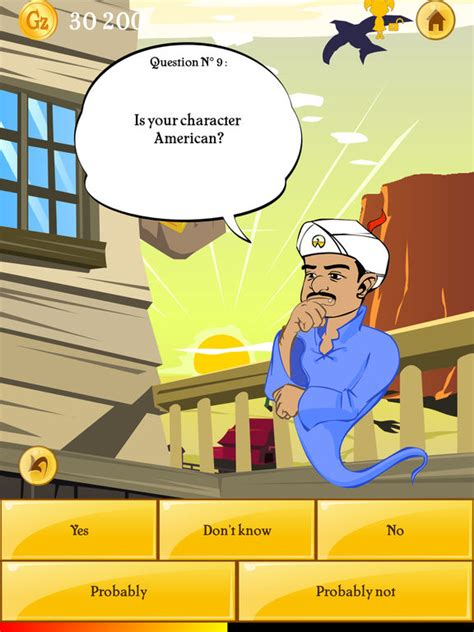 To Search On Akinator Akinator The Genie On The App Store