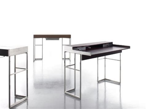 small modern writing desk furniture fashionmagic desk yomei s modern leather