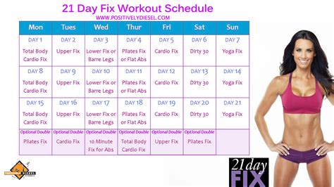 21 Day Fix Calendar 21 Day Fix Template Search Results Calendar 2015