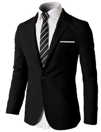 Jas Pria Casual Style Fit Hitam whatlees mens casual solid zip up elastic sleeve slim