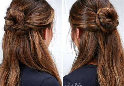 half up bun hairstyles tutorial 710 best on the off chance i ever do get married images on