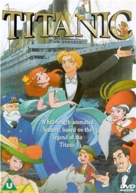 air anime film wiki image titanic 2001 dvd cover jpg titanic