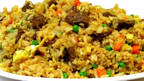 how is food made fried rice how to make fried rice food