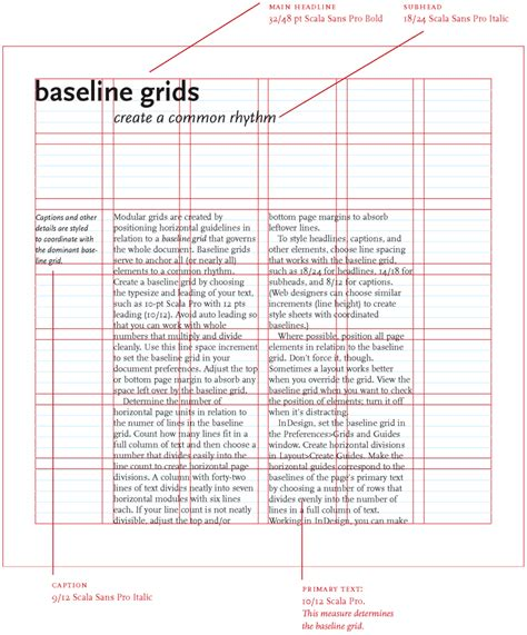 graphic design layout grid here is an exle of how a modular grid works and how the