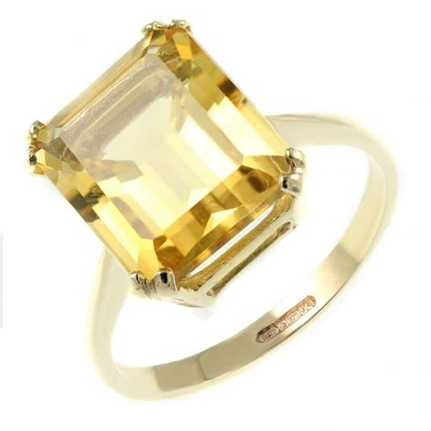 Yellow Citrin gold citrine ring other dresses dressesss