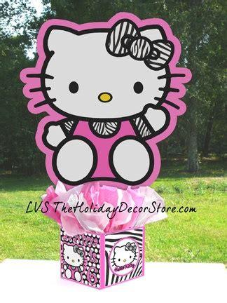 themes line hello kitty leopard 768 best images about centros de mesa on pinterest mesas