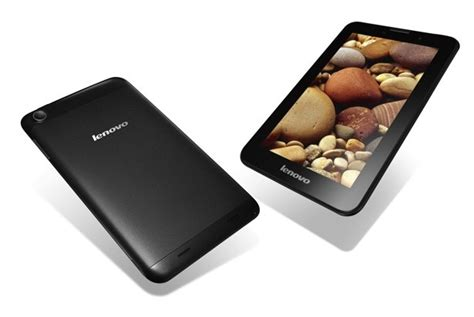 Www Tablet Lenovo A3000 lenovo outs three android tablets the 7 inch a1000 and