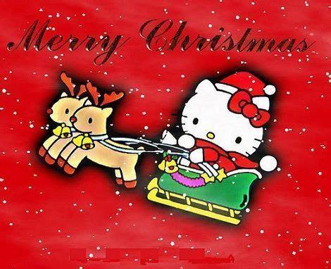 imagenes de navidad kitty hello kitty tarjetas navide 241 as de hello kitty