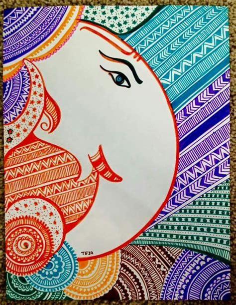 doodle god india 25 best ideas about ganesha drawing on