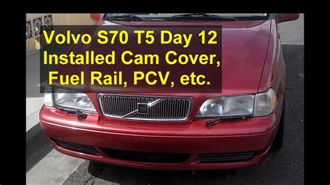 volvo   restoration day  install cam cover pcv fuel rail  auto repair series