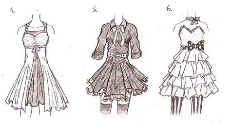 clothes designs 2 by xmidnight dream13x on deviantart