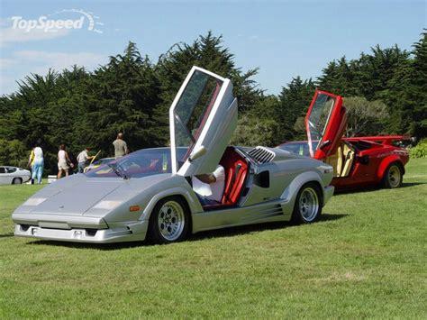 1973 Lamborghini Countach 1973 1990 Lamborghini Countach Picture 7064 Car