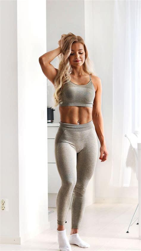 gymshark flex high waisted leggings washed khaki marl