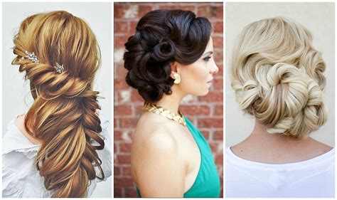 Homecoming Hairstyles For Hair Updo by Updo Homecoming Hairstyles Fade Haircut