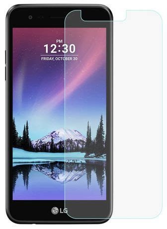 Tempered Glass Lg K4 Lte exian lg k4 2017 tempered glass screen protector clear