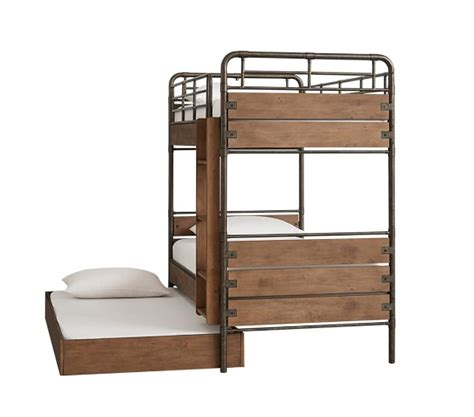 pottery barn kids bunk bed owen twin over twin bunk bed pottery barn kids