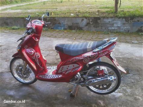 Lu Led Motor Fino Bandung 100 foto gambar modifikasi yamaha fino paling keren