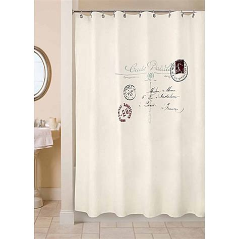 buy shower curtains buy vintage shower curtains from bed bath beyond