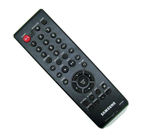 Original Samsung 00054D DVD Player remote control for DVD