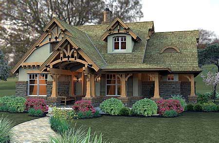 Storybook Style House Plans by Plan 16812wg Rustic Look With Detached Garage Layouts