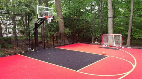 basketball hockey court duracourt  snapsports