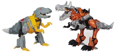 Takaratomy Arts Mini Lego Series 2 Side A aoe evolution 2 packs coming featuring grimlock and more