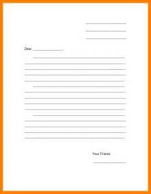 blank letter template 4 blank letter template appeal leter