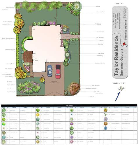 plant layout features landscape design software features realtime landscaping plus