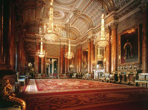 palace interiors buckingham palace the royal residence