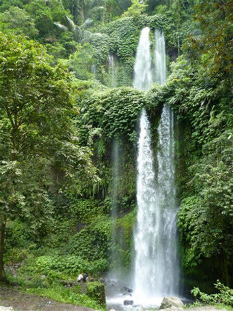 sendang gile  tiu kelep waterfall senaru