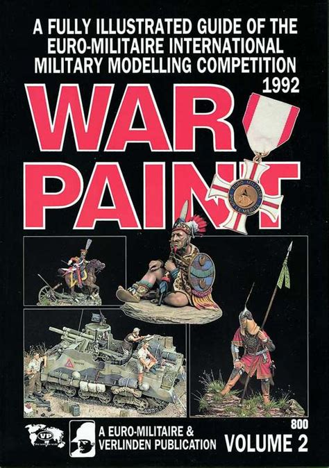 the seven the oloris series volume 1 books war paint series vol ii book verlinden 0800