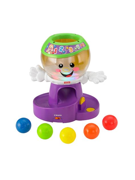 laugh learn count color gumball