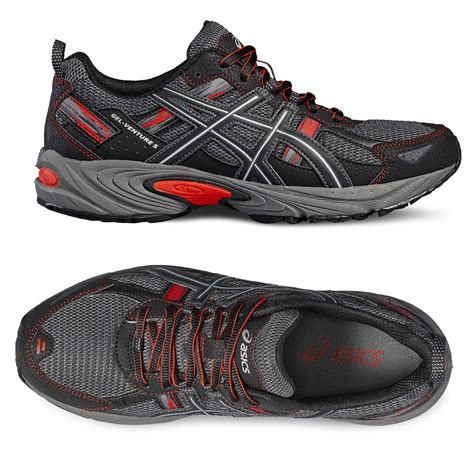 asics sneakers mens asics venture 5 mens running shoes sweatband