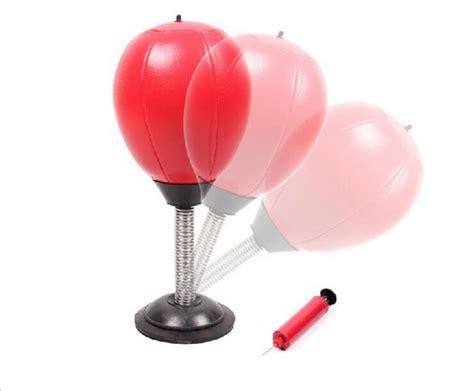 stress reliever desktop punching bag vertical boxing