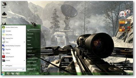 themes black ops 1 call of duty black ops theme for windows 7 and 8 game themes