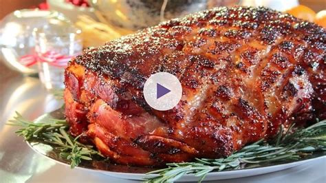 best christmas ham watch christmas kitchen glazed ham by andy bates food