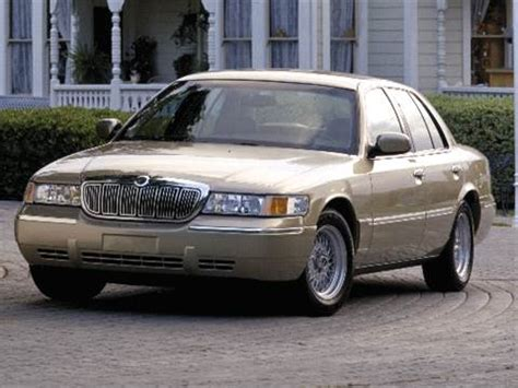 blue book used cars values 2000 mercury cougar electronic toll collection 2000 mercury grand marquis ls sedan 4d pictures and videos kelley blue book