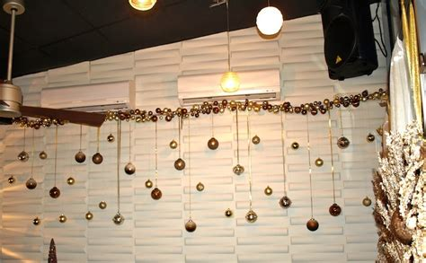 a style restaurant decorations
