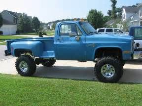 lifted chevy 187 lifted chevy trucks 187 87 v 30 bed step
