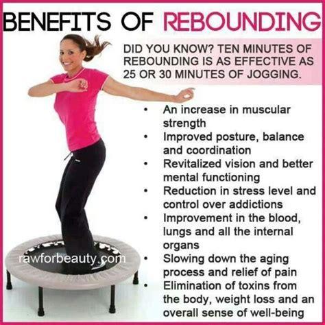 25 best ideas about troline workout on rebounder workout rebounder troline